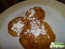 Placki z mąką kukurydzianą