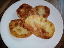 Placki z ziemniaków, selera i kaszy jaglanej