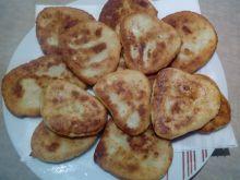 Placki z ziemniaków z mielonym lnem i dynią
