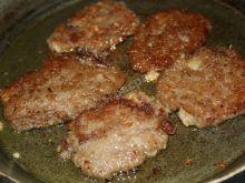 Placki ziemniaczane curry z dziczyzną