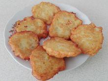 Placki ziemniaczane z cebulką