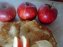 Placki ziemniaczane z jabłkiem.
