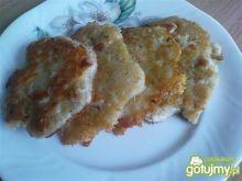 Placki ziemniaczane z kurczakiem