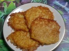 Placki ziemniaczane z młodych ziemniaków