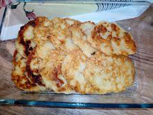 Placki ziemniaczano - kapuściane z prażoną cebulką