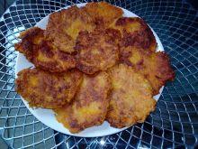 Placki ziemniaczano - marchewkowe