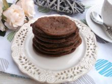 Placuszki czekoladowo-bananowe