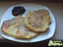 Placuszki,czyli metoda na głoda;)