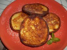 Placuszki gruszkowo - serowe