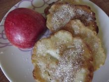 Placuszki jabłkowe na śniadanie