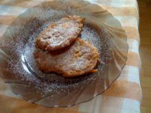 Placuszki marchwiowo - cynamonowe