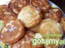 Placuszki - racuszki z jabłkami i rodzyn