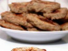 Placuszki razowe z serem