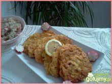 Placuszki rybno-serowe