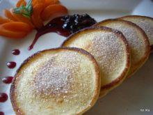 Placuszki serowo-cytrynowe