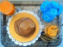 Placuszki śniadaniowe z płatkami