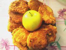 Placuszki z batatami i jabłkiem