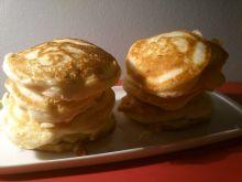 Placuszki z białym serem