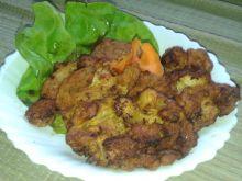 Placuszki z filetu z kurczaka