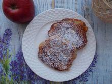 Placuszki z jabłkiem