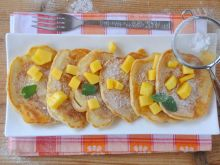 Placuszki z mango