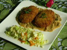Placuszki z mięsa mielonego i ryżu