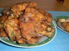 Placuszki z piersi kurczaka