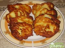 Placuszki z ziemniaków