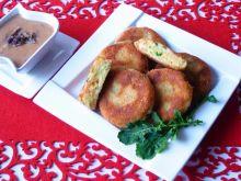 Placuszki z ziemniaków i włoskiej kapusty