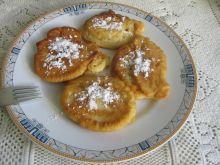 Placuszki ze zsiadłego mleka z cynamonem
