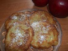Placuszki ziemniaczano - jabłkowe