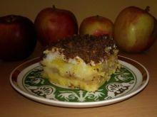 Pleśniak z jabłkami wg Beaty