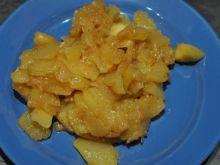 Podsmażane jabłka z cynamonem