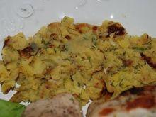 Podsmażane puree ziemniaczane