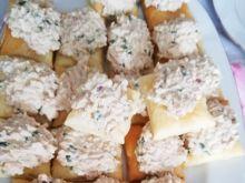 Poduszeczki francuskie z tuńczykiem