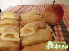 Poduszeczki z jabłkiem