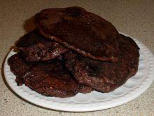 Podwójnie czekoladowe placuszki