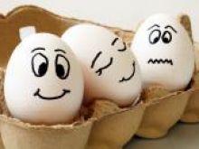Podział jaj na klasy