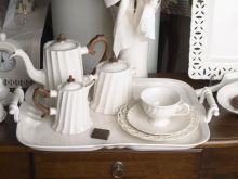 Pokazy kolekcji porcelany