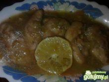 Polędwiczki drobiowe w sosie cytrynowym