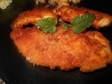 Polędwiczki z kurczaka w płatkach