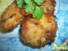 Polędwiczki z kurczaka z kawą i miodem