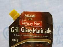 Polewa do glazurowania na grilla