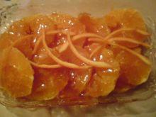 Pomarańcze w karmelu