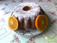 Pomarańczowa babka 2