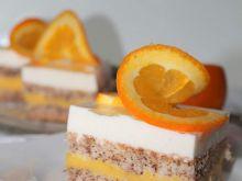 Pomarańczowa chmurka