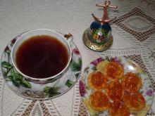 Pomarańczowa herbatka :