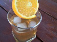 Pomarańczowa ice tea