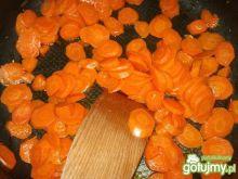Pomarańczowa marchewka
