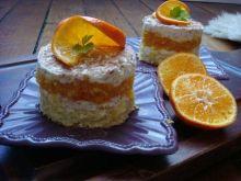 Pomarańczowa rozkosz - pyszny deser